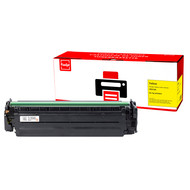 Huismerk HP 305A Toner Geel (Pixeljet - CE412A)