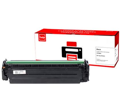 Huismerk HP 312A Toner Zwart (Pixeljet - CF380A)