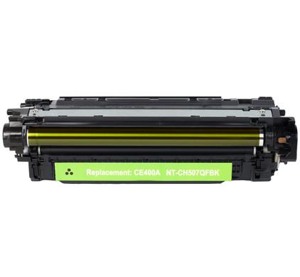 Huismerk 507A Toner Zwart voor HP printers (CE400A)