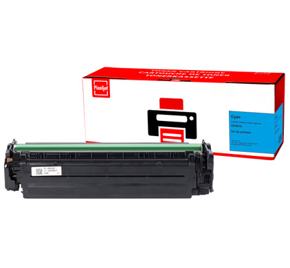 Huismerk 312A Toner Cyaan voor HP printers (CF381A)