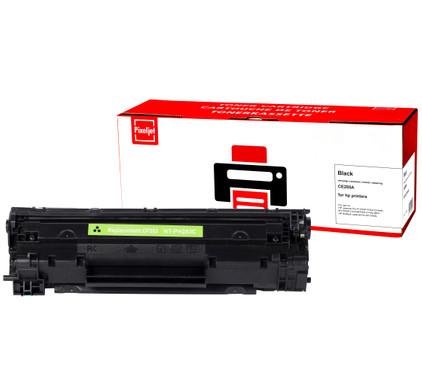 Huismerk HP 85A Toner Zwart (Pixeljet - CE285A)