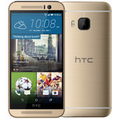 HTC One M9 Goud