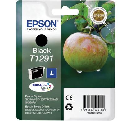 Epson T1291 Large Ink Cartridge Black (Zwart) C13T12914011