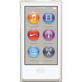 Apple iPod Nano 16GB Zilver