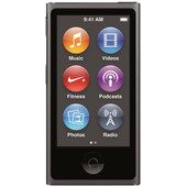 Apple iPod Nano 16GB Spacegrijs