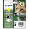 Epson T1284 Ink Cartridge Yellow (Geel) - 1