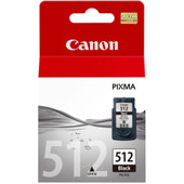 Canon PG-512 Large Black Ink Cartridge (zwart) (2969B001)