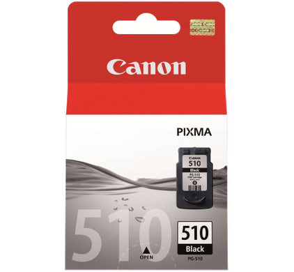 Canon PG-510 Medium Black Ink Cartridge (Zwart) (2970B001)