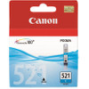 Canon CLI-521C Cyan Ink Cartridge (blauw) (2934B001)