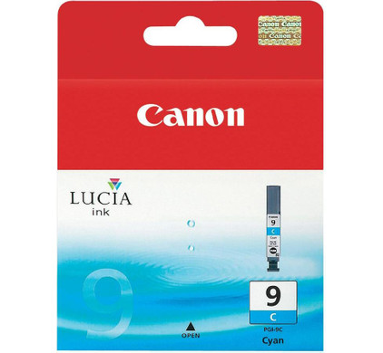 Canon PGI-9C Cyaan Ink Cartridge (Blauw) (1035B001)