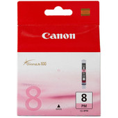 Canon CLI-8 PM Foto Magenta Ink Cartridge (rood) (0625B001)