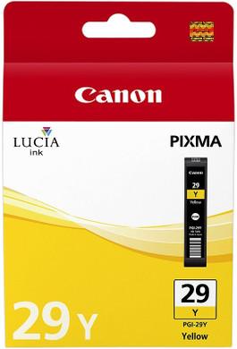 Canon PGI-29Y Cartridge Geel (4875B001)