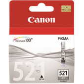 Canon CLI-521GY Grey Ink Cartridge (grijs) (2937B001)