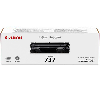 Canon CRG-737 Toner Zwart (9435B002)