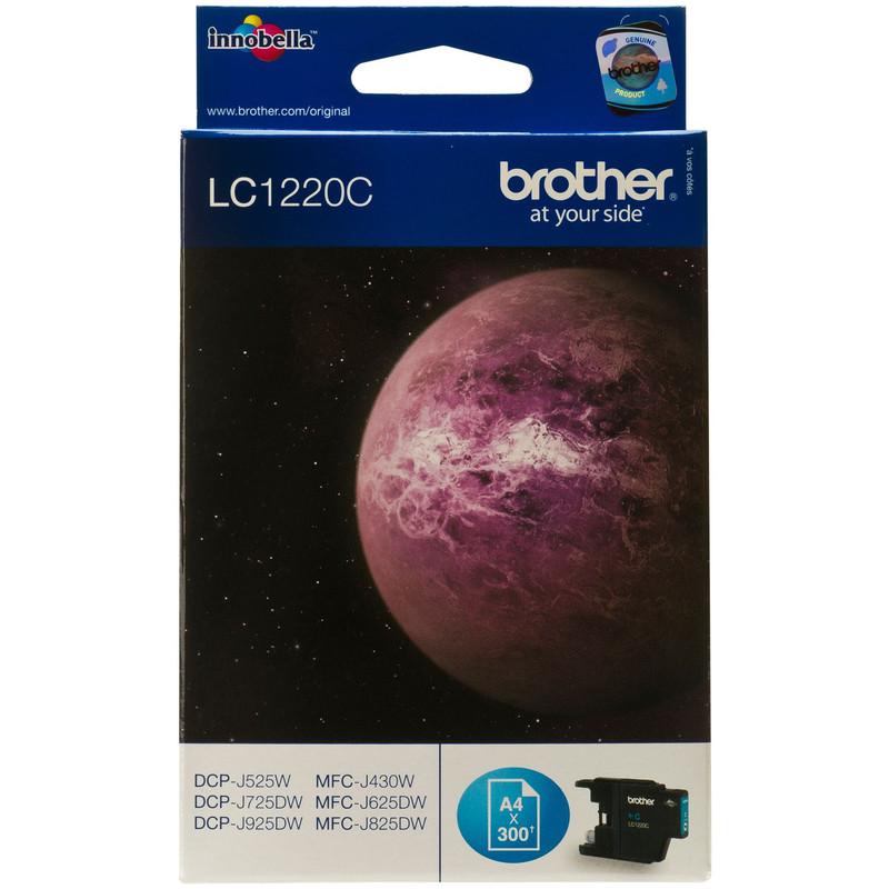 Brother LC-1220C Cartridge Cyaan