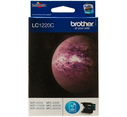 Brother LC-1220C Cartridge Cyaan