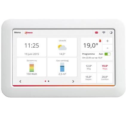 Toon® thermostaat (inclusief installatie)