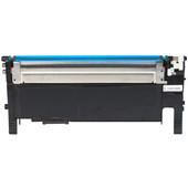 Huismerk CLT-C406S Toner Cyaan voor Samsung printers