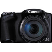 Canon PowerShot SX400 IS Zwart