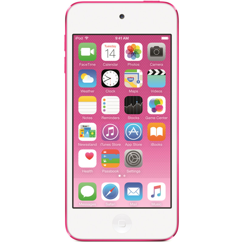 iPod Touch, 16 GB, Roze
