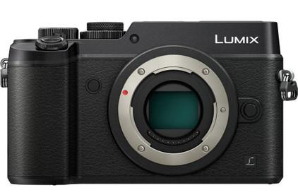 Panasonic Lumix DMC-GX8 body zwart