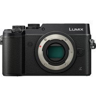Panasonic Lumix DMC-GX8 body zwart