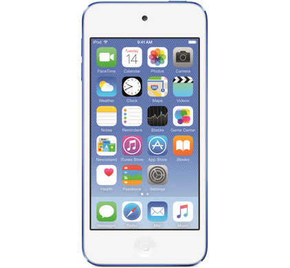 how tall is a iphone 5 apple ipod touch 6 32gb blauw coolblue alles voor een 18527