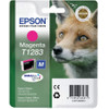 Epson T1283 Ink Cartridge Magenta (Rood) C13T12834011