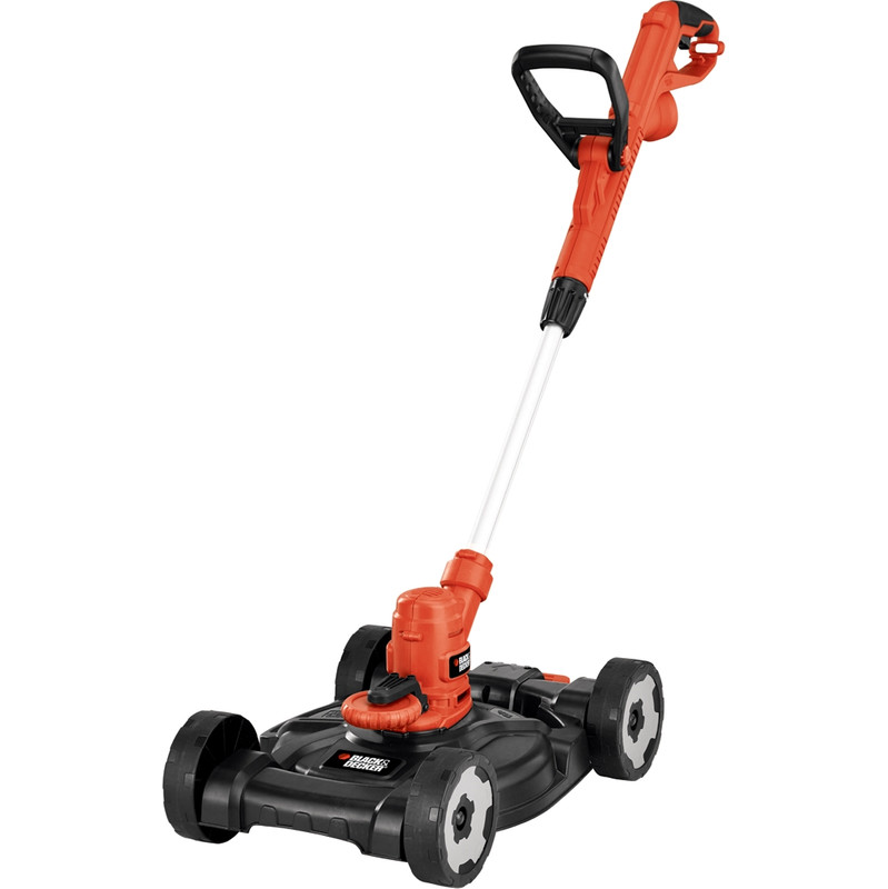 Black+Decker 3 in 1 grastrimmer