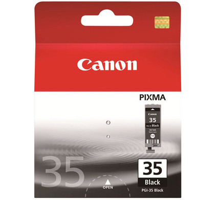 Canon PGI-35 Black Ink Cartridge (zwart) (1509B001)