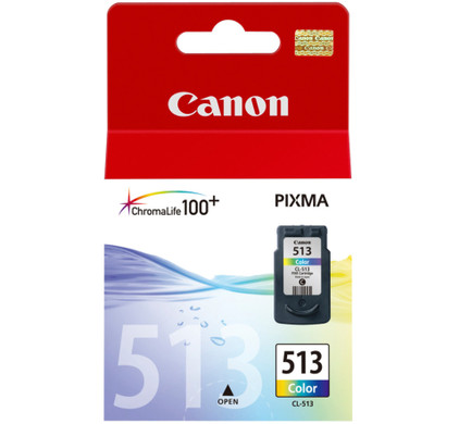 Canon CL-513 Large Color Ink Cartridge (Kleur) (2971B001)