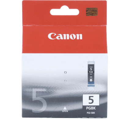 Canon PGI-5 BK Black Ink Cartridge (zwart) (0628B001)