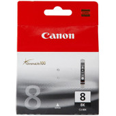 Canon CLI-8BK Black Ink Cartridge (zwart) (0620B001)