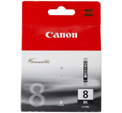 Canon CLI-8BK Black Double Pack