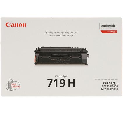 Canon CRG-719 Toner Zwart XL (3480B002)