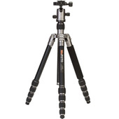 MeFOTO RoadTrip Travel Tripod Kit titanium