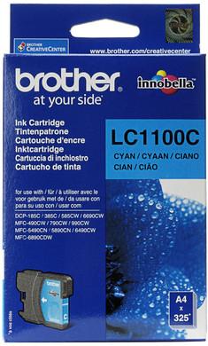 Brother LC-1100C Cyan (blauw)