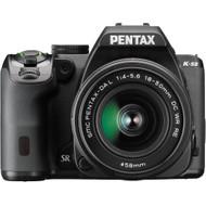 Pentax K-S2 + 18-50mm WR zwart