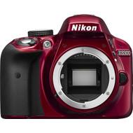 Nikon D3300 Body Rood
