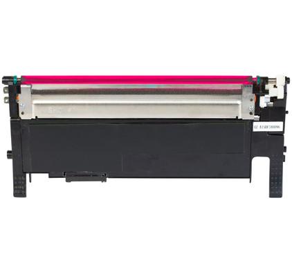 Huismerk CLT-M406S Toner Magenta voor Samsung printers