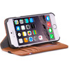 Leather Wallet Apple iPhone 6/6s/7 Brown - 2