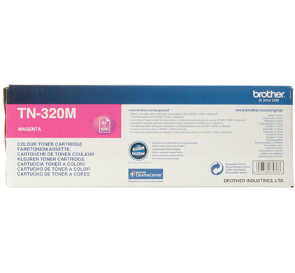 Brother TN-320M (Magenta)