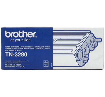 Brother TN-3280 Toner Zwart XL