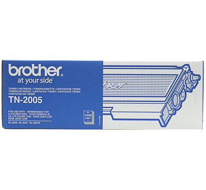 Brother TN-2005 Toner Black (Zwart)