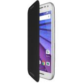 Motorola Moto G 4G (3rd Gen) Flip Shell Zwart