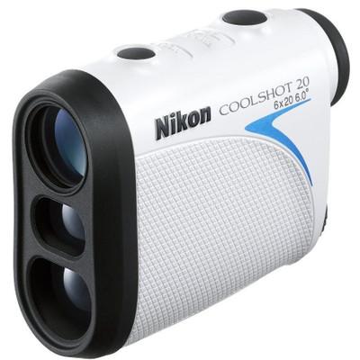 Nikon Coolshot 20 6x20 Laser Rangefinder kopen