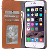 Leather Wallet iPhone 6 Plus/6s Pl Bruin - 1