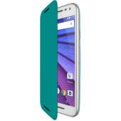 Motorola Moto G 4G (3rd Gen) Flip Shell Turquoise
