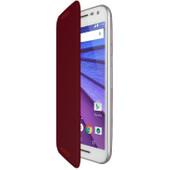Motorola Moto G 4G (3rd Gen) Flip Shell Rood
