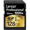 Lexar SDXC Pro 128GB 1000X UHS2